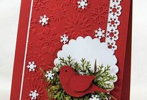 """Cards, Tags, & other paper """"cuts"""" / by Kimberly The Crafty Glue Slinging Penguin"""