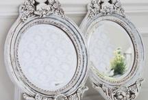 Mirrors and frames / by Gayatri Murali