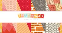 Thataway - Summer 2013 Release / by Studio_Calico