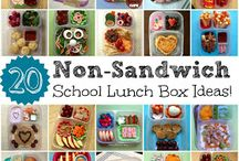 School Lunches / by Jenna Carroll Marvin