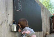 Backyard ideas / by Eileen Maness