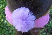 Hair bows & ties / by Priya Kishore