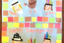 Thanksgiving- Preschool / by Robin Searle