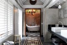 bathroom reno / by Nici Holt Cline
