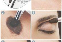 Makeup / by Jessica Glovasa