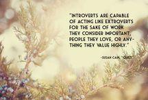 Aspie/Introvert / by Kimmy Smith