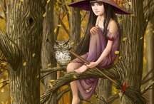 all things Witchy / by Annette Nepple