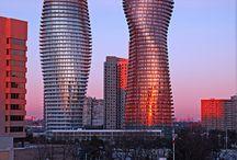 Architect - Unique Buildings  / by Angie Bradley