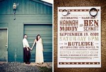 Design: Invites & Stuff / by Anna-Shea Beeman