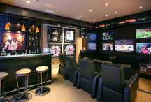 basements  / Bars, man cave or whatever it may be  / by Courteneay Decker