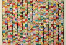 quilts and sewing / quilts and sewing / by Laura Freeman