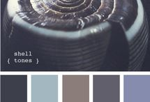 color palate / by Lacey Kuzmich Timmins