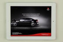 Advertising - cases / by Fabio Massaru Fugii