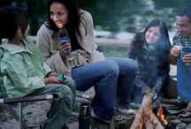 Camping and the great outdoors / by Amber Hesgard