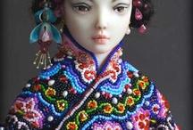 dolls / by Emma Marsh