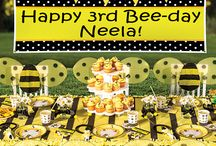 Bee (Buzz) Birthday Party Ideas / Shindigz now has a everything you need to create a kid friendly Bee Party that will cause quite a Buzzzzzzz / by Shindigz