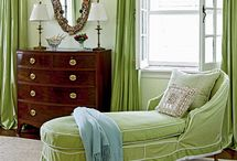 Interiors~ Bedrooms / by Benita Kerr Brown