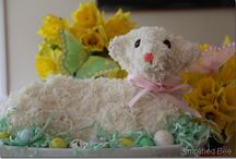 EASTER AND SPRING / Ideas to help celebrate, decorate and entertain for Easter and spring. / by Cristin Priest | Simplified Bee