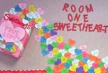 Bulletin board and preschool ideas / by LeeAnn Kellum