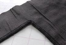 Crafts - dressmaking & sewing patterns etc / by Helen .