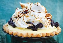 Pie / and tasty tarts, too! / by Leah Lenz
