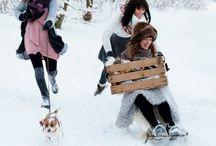 Winter Fun / by Binh Nguyen