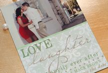Save The Dates / by Whimsy B. Designs