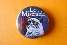 badges / by Bethany Montague