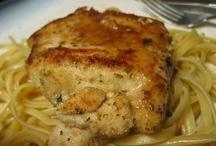 Easy dinner / by Brianna Henderson