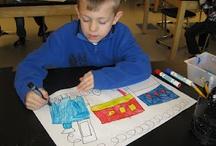 Art Education K-1st / by Kendra Patterson