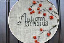 Autumn Decor / by Barbara Fink