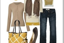 My Style Pinboard / by Sarah Dubbs