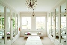 INTERIOR ARCHITECTURE: Dressing Rooms / by Sara Cosgrove