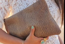 My Style: Handbags / Handbags that i like it and I want for my collection / by Eliana Villarreal