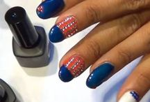 #4thofJuly #Nails / Check out these red, white, and blue #Nails! Happy #4thofJuly  ‎#sensatioNail ‎#sensatioNailgelpolish ‎#sensatioNailfan ‎#nails ‎ / by SensatioNail