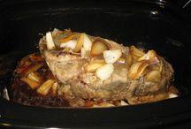 Crockpot Recipes / by Wanda Wilson