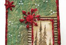 Tag Art - Christmas / by Kay Long