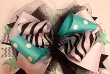 Hair Bows, TuTu's, and girly things / by Heather Clay