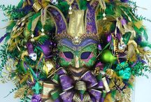 Mardi Gras Madness / by Amanda Book Brown