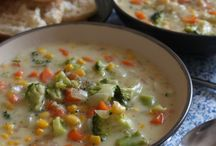 Soups and Stews / by Barbara Norris