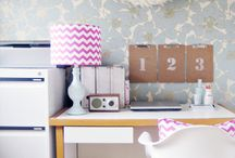 Workspace / by Madison Clark