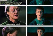 Harry potter / by Police Box