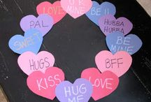 Valentine's Day Crafts for Kids / by Suzanne