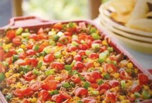 Mexican food / by Lori Galindo