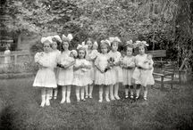 Vintage photos  / by Amy Withem