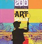 Books for Teen Artists / by IArtLibraries