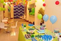 Festas/Decoração / Festas Party / by Natalia Prado