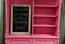 Webster's chalk ideas / by Cortney Burris