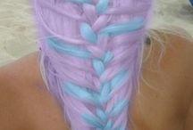 Coloured hair / by Renée