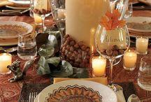 Thanksgiving / by Karen Alai